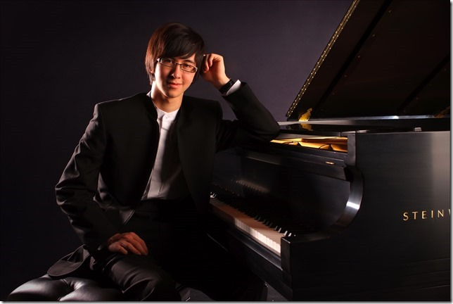Redfield Area Concert Assn - Charlie Albright, Pianist  Photo - Click Here to See