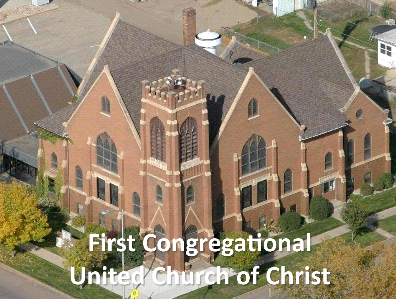 First Congregational United Church of Christ Slide Image