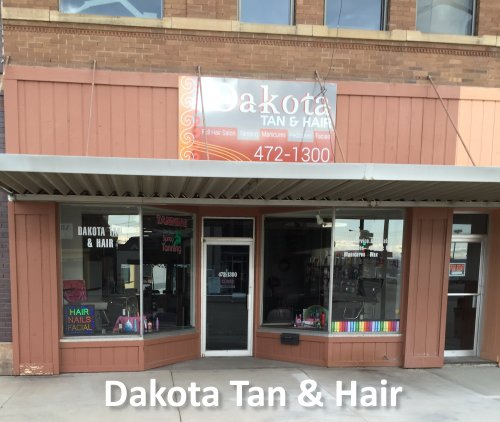 Dakota Tan & Hair Logo