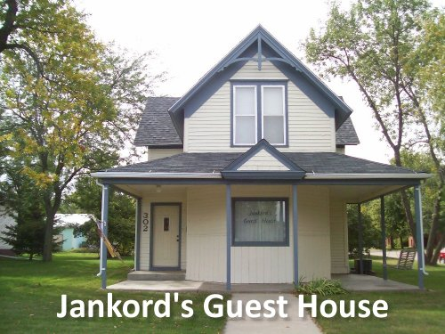 Jankord's Guest House Slide Image
