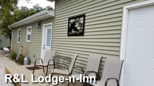 R&L Lodge-N-Inn Logo