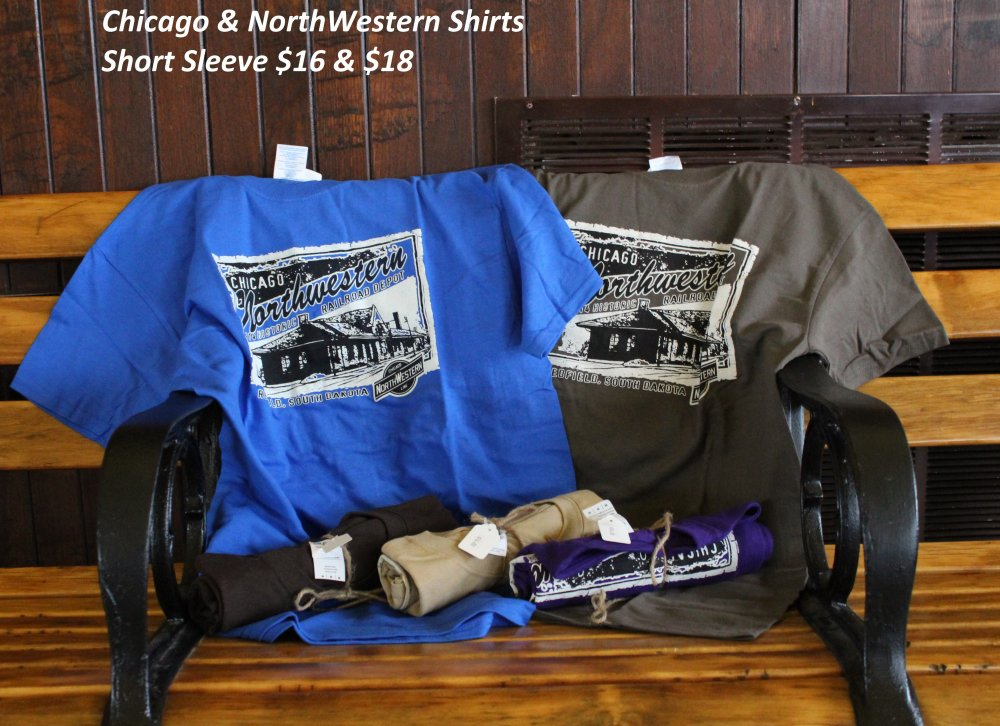 Chicago & Northwestern Shirt