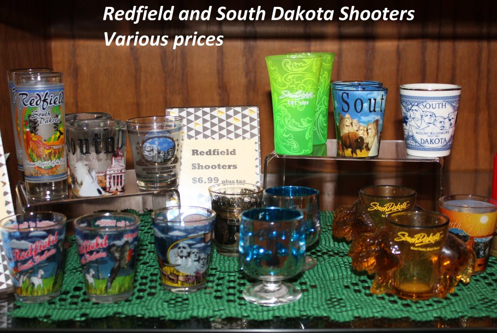 Redfield SD Shooters